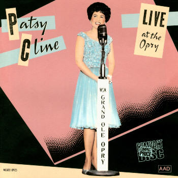 Patsy Cline - Commemorative Collection