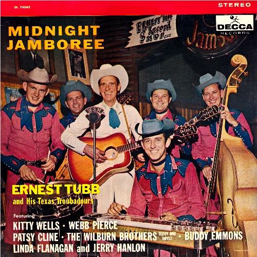 Ernest Jerry: Midnight Jamboree